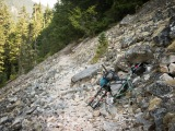 A Bikepacking Fiasco at Greendrop Lake